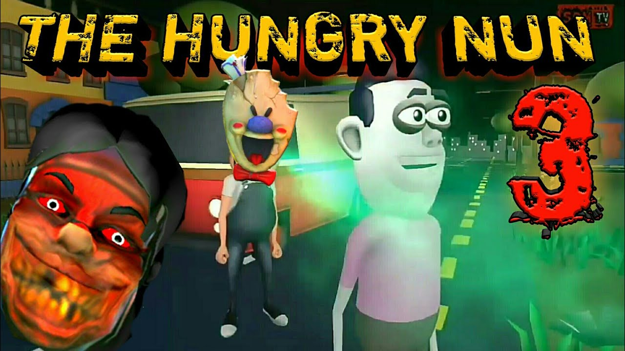 Evil nun horror story part 3 | som tv | The hungry nun 3 | somtv
