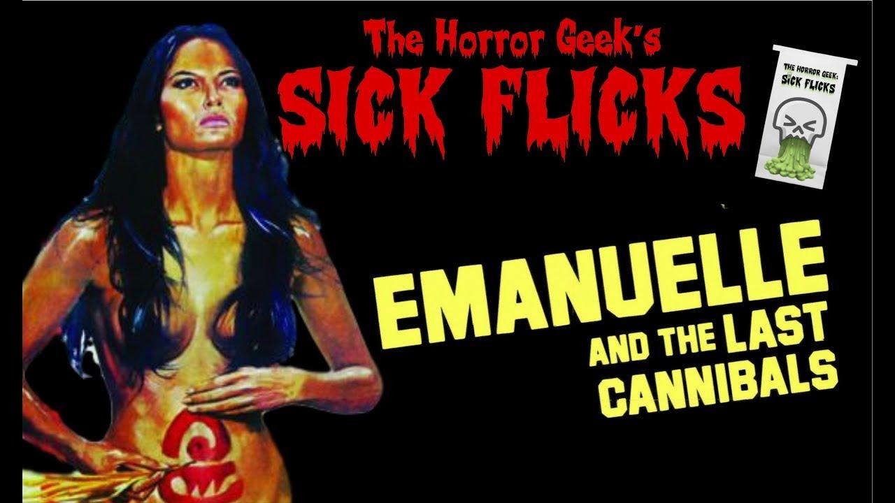 Die letzten Kannibalen Emanuelle Black Emanuelle