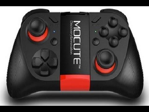Безжичен джойстик MOCUTE с Bluetooth и поддръжка за смартфони, таблети и PC PSP9 30
