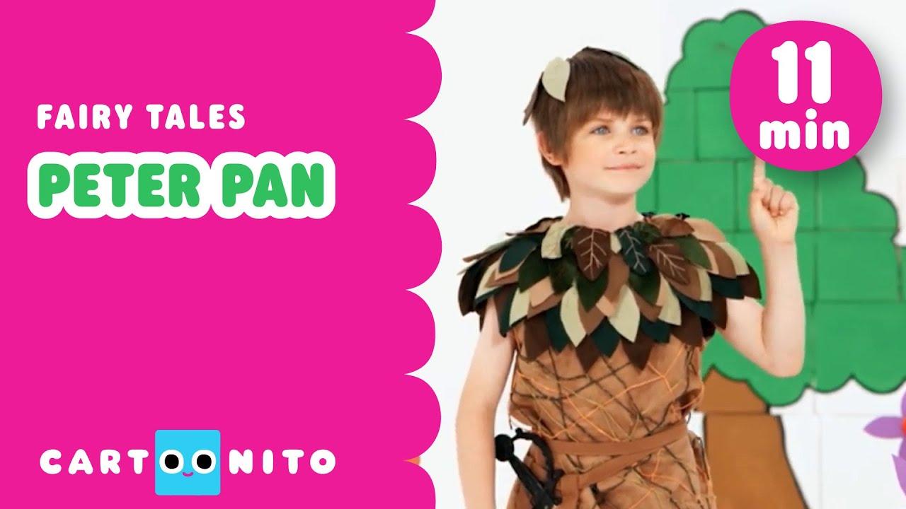Download Peter Pan | Fairytales for Kids | Cartoonito UK