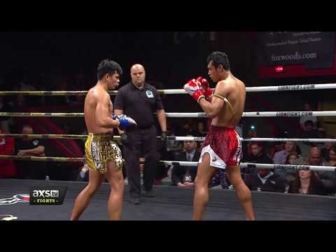 Fight of the Week: Smokin' Jo Nattawut Defends His Title Against Kengsiam