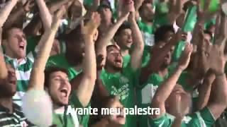 Publicidade e Propaganda com bateria para TIM – Palmeiras - Apito de Mestre