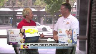Fresh Living Covers New Product: Potty Patrol Alarm Diapers