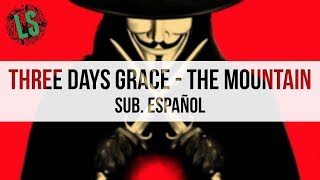 ➤ Three Days Grace - The Mountain | Sub Español