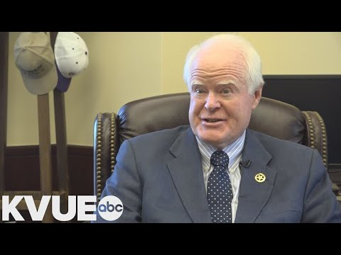 RAW: Interview with Bastrop County Judge Paul Pape on growth in Bastrop