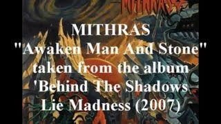Watch Mithras Awaken Man And Stone video