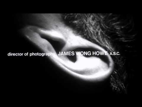 Seconds (1966) opening credits Saul Bass