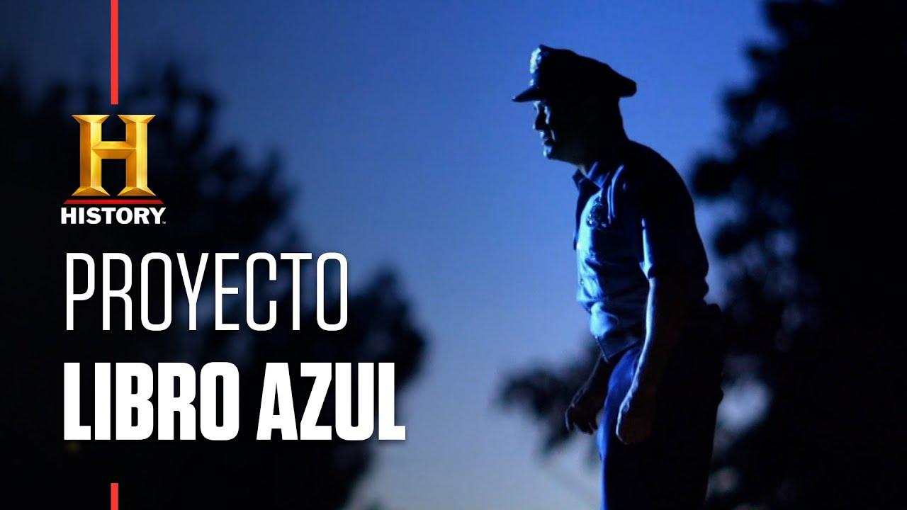 PROYECTO LIBRO AZUL - ALIENÍGENAS ANCESTRALES