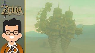 Zelda : Breath of the Wild | #26 - Le Chameau Vah'Naboris !