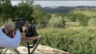 Romainian WASR10 AK47 Shooting Steel At 485 Yards!