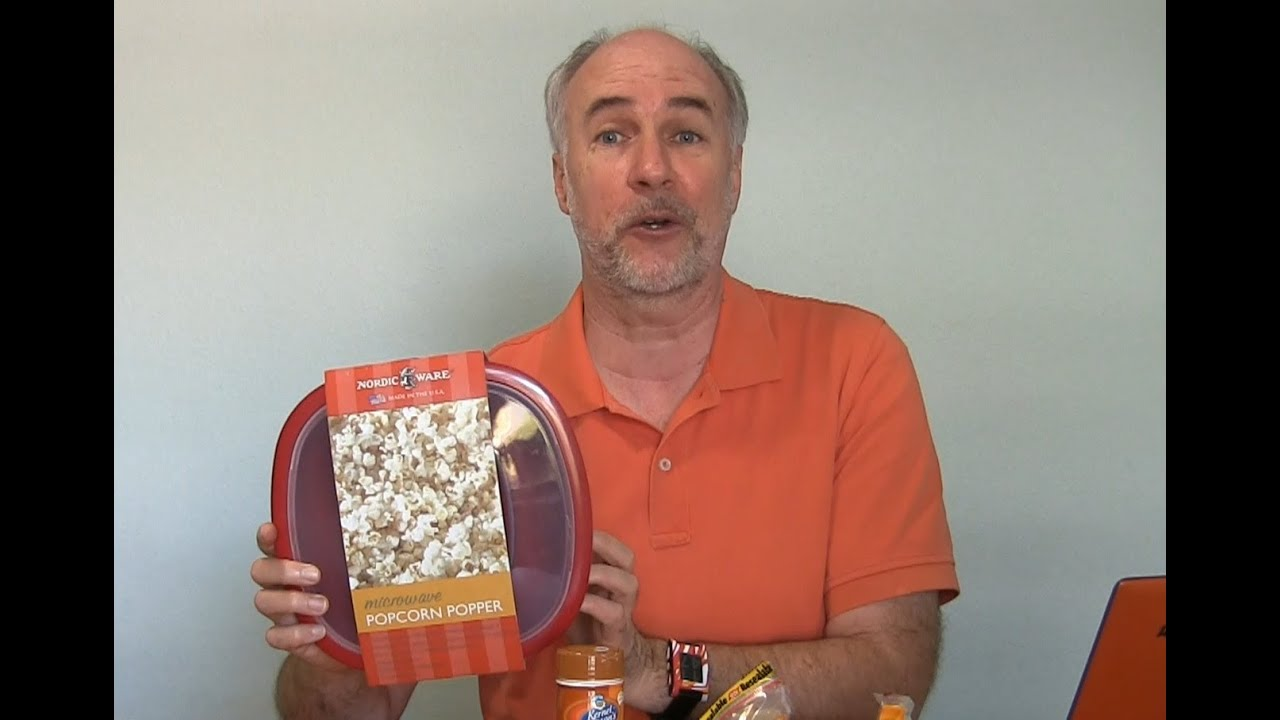 Microwave Popcorn Maker Review 100