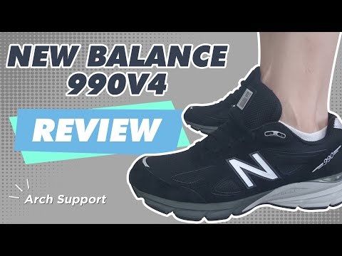 New Balance 990v4 Best Running Shoes for Plantar Fasciitis (2020)