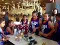 Bay Area Rush 4th Girls v. East Bay Swag 8/8/15