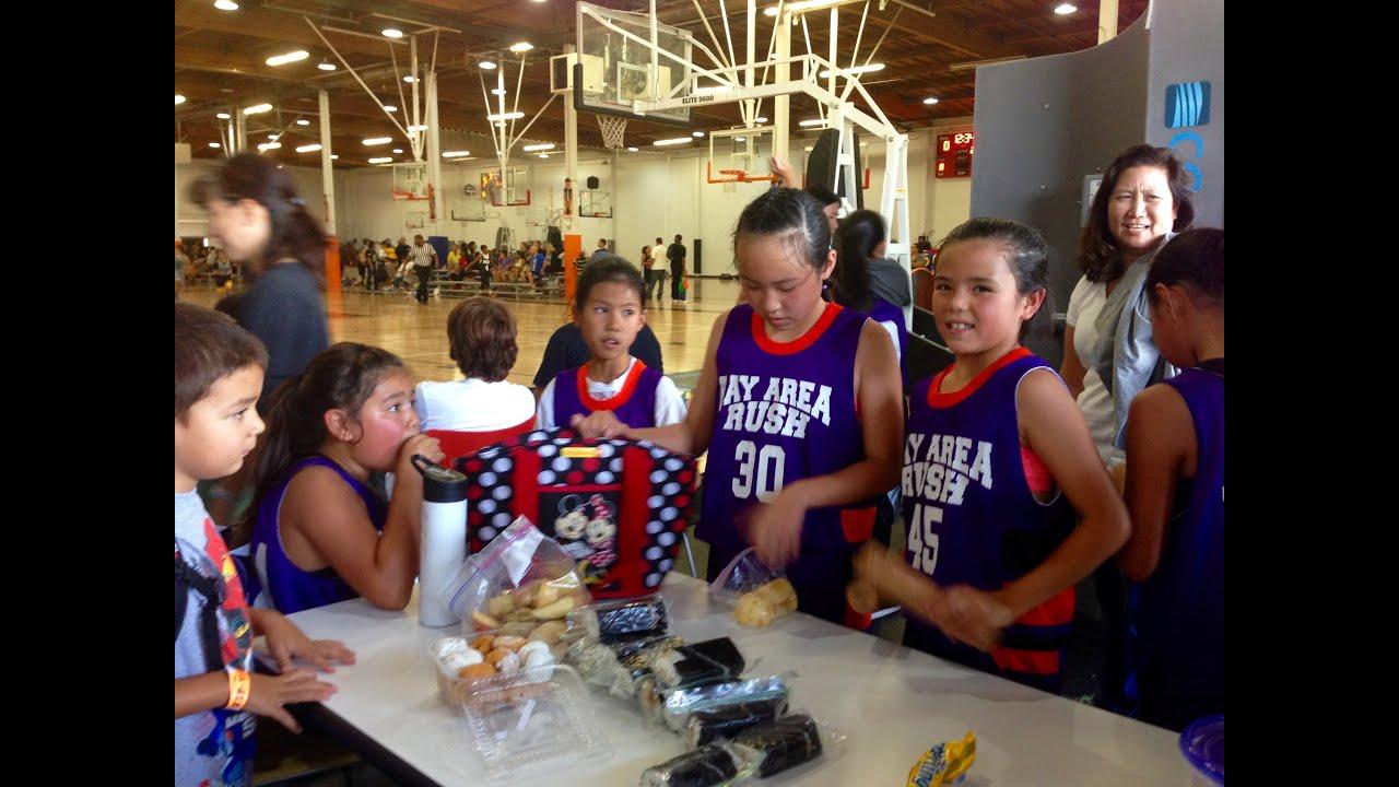Bay Area Rush 4th Girls v. East Bay Swag 8/8/15 - YouTube