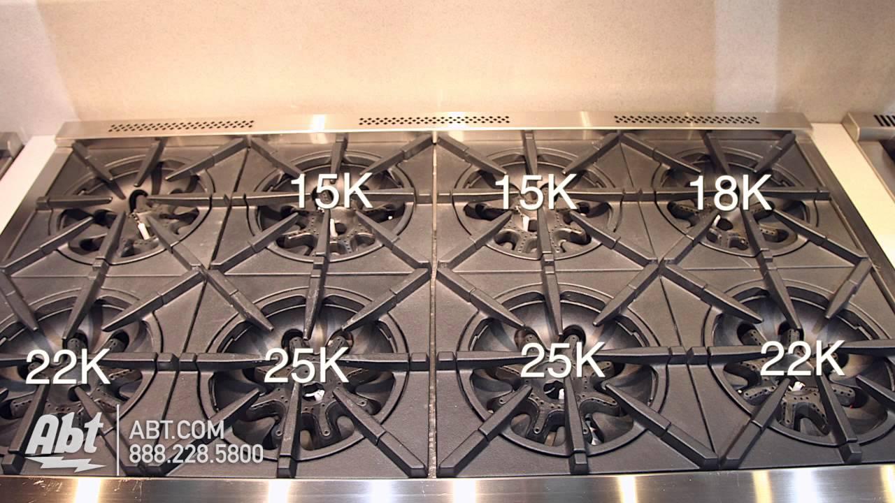 Bluestar 48 Platinum Freestanding Gas Range Bsp488b