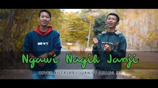 Download lagu Ngawi Nagih Janji - Denny Caknan X Ndarboy Genk ||  Cover by Fajar Iswan ft Anang M