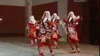 Таджикский танец. Постановка 1940 года