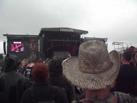 Disturbed @ Download Festival 2016 - Inside the Fire