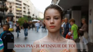 ПЕСНИ О ЛЮБВИ на день Святого Валентина. Nina Pia - Je m'ennuie de toi