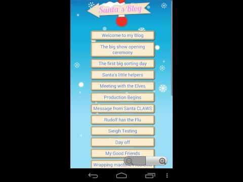 Santa Tracker Christmas Apps On Google Play