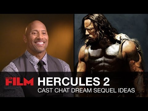 Hercules 2: The Rock & cast chat dream sequel