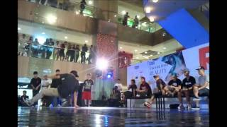 Bboy Reflex - 2013 R-16 South East Asia Qualifying Round