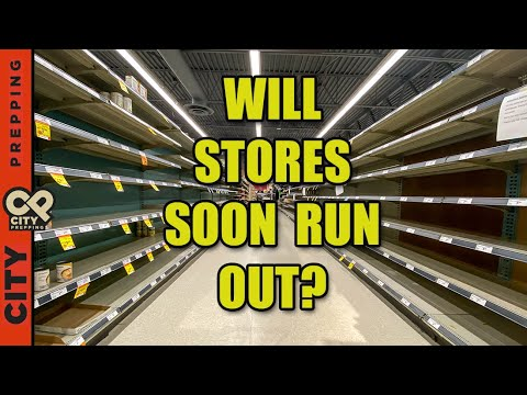 Warning: Food shortages on the horizon ... 5 signs to watch for - YouTube