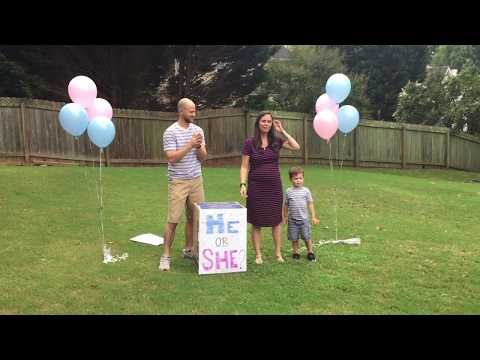 SHOCKING gender reveal with a TWIST!