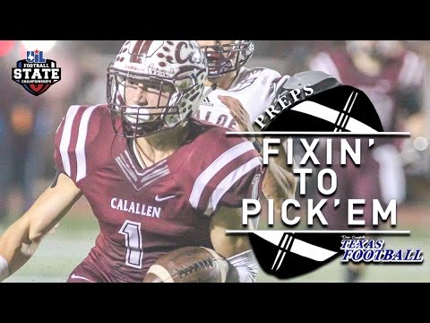 UIL State Championship Preview – 5A DII: Aledo vs. C.C. Calallen