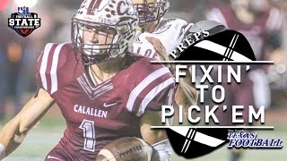 uil state championship preview 5a dii aledo vs c c calallen