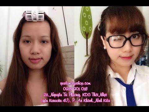 Hướng dẫn make up nhẹ nhàng đi học