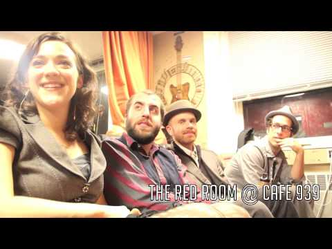 Artist Interview with Becca Stevens Band at The Red Room @ Cafe 939