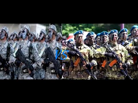 Azerbaijan Army Vs Armenia Army