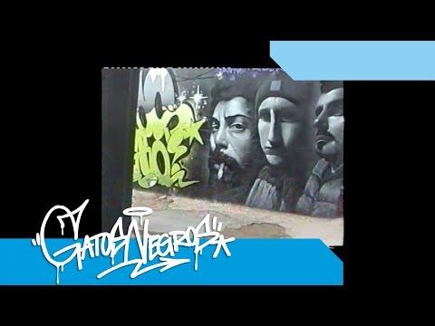 Victor Rutty · Rober Del Pyro · Dj Kaef - Hazlo// Vídeo Oficial · [GATOS NEGROS]