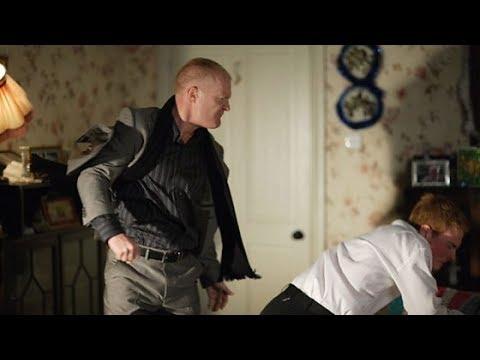 EastEnders - Max Branning Punches Bradley Branning (22nd December 2006)