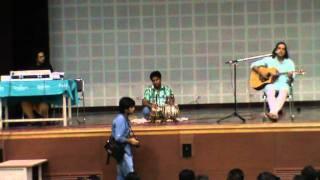 Ankit Batra - Aaj Din Chadheya his version in Jaypee University Guna