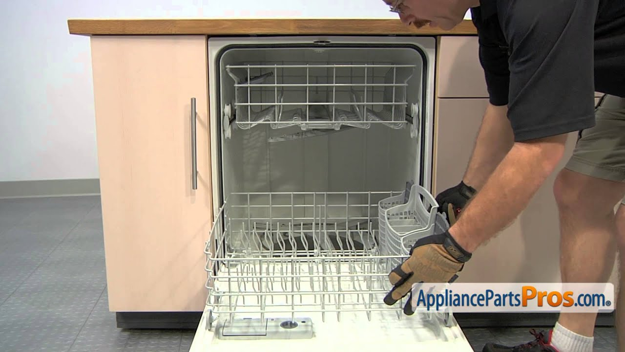 dishwasher tub gasket part 154827601 how to replace youtube. Black Bedroom Furniture Sets. Home Design Ideas