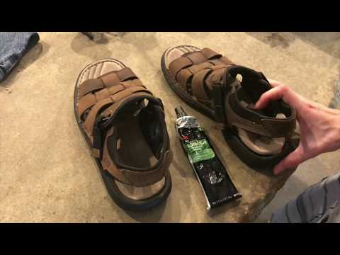 BEST glue for repairing soles on a shoe