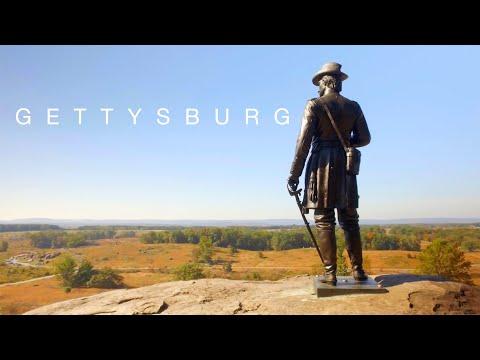 Gettysburg National Military Park (4K Ultra HD)