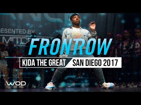 Kida The Great   Headbangerz Brawl Judge Showcase   World of Dance San Diego 2017   #WODSD17