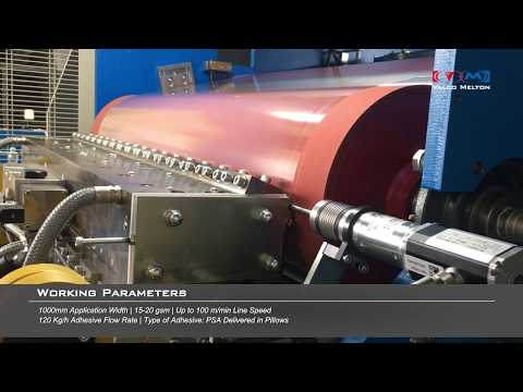 Clear-to-Clear Label Manufacturing With ConvertCoat Hot Melt Applicators