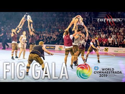 THE FREAKS - Gymnaestrada - FIG Gala 2019 (ORF TV)