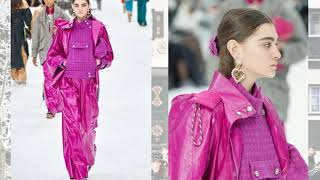 CHANEL RUNWAY FASHION TRENDS 2019 2020   How to style clothes, shoes, accessories