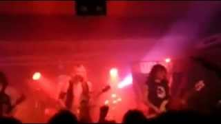 Enforcer - Bells of Hades + Death Rides this Night - Lisbon, 7-4-2013