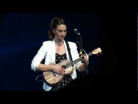 Sara Bareilles - Beautiful Girl (At the Granada Theatre 1/7/12)
