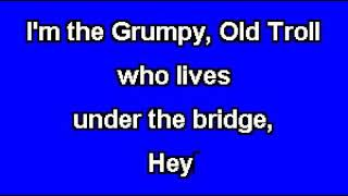 SM9924 13 Grumpy Old Troll Dora The Explorer [karaoke]