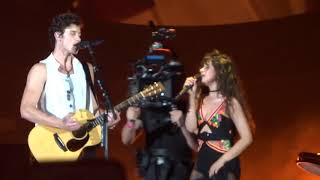 End of Stitches / I Know What You Did Last Summer / Señorita (Shawn Mendes ft. Camila Toronto)