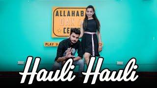 Hauli Hauli Dance 2019 | Akshay Choreography | Allahabad Dance Centre