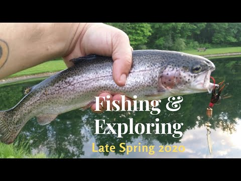 Fishing & Exploring New Jersey - Late Spring 2020