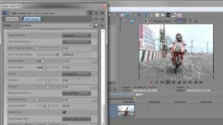 BCC7 Motion Tracking in Vegas Pro 10
